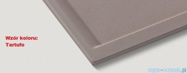 Blanco Zenar 45 S Zlewozmywak Silgranit PuraDur  prawy  kolor: tartufo   z kor. aut. i akcesoriami   519259