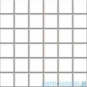 Paradyż Altea bianco mozaika k4x4 29,8x29,8