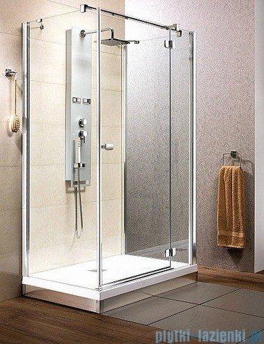 Radaway Kabina prysznicowa Fuenta KDJ+S 90x90x90 prawa szkło przejrzyste 381030-01R1 / 381030-01R2