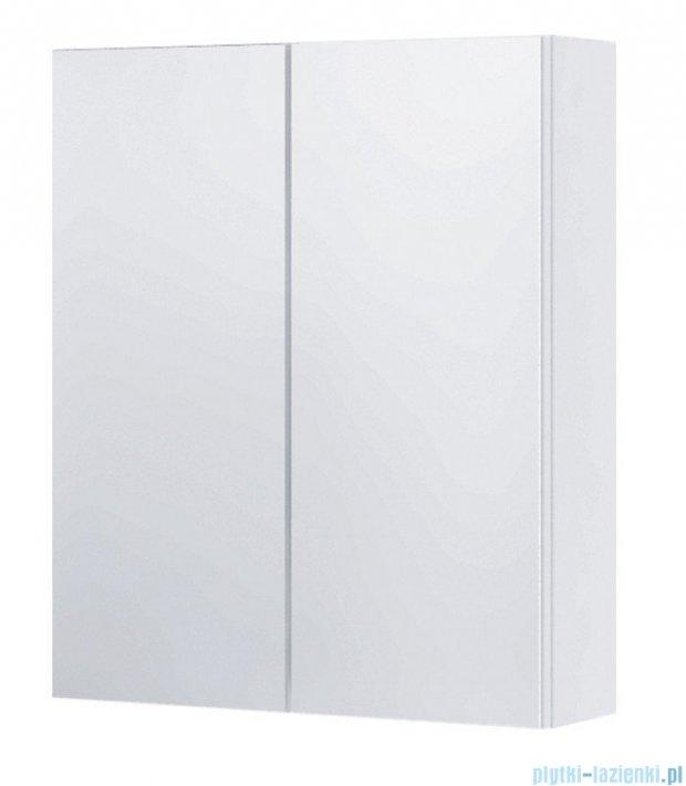 Aquaform Dallas szafka wisząca z lustrem 50cm biały 0408-530107