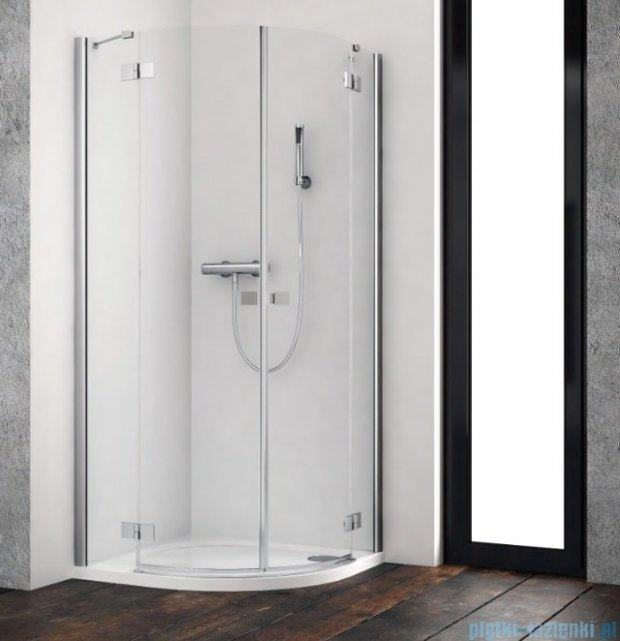 Radaway Essenza New Pdd kabina 100x100cm szkło przejrzyste 385003-01-01L/385003-01-01R