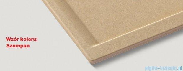 Blanco Metra XL 6 S Zlewozmywak Silgranit PuraDur kolor: szampan  bez kor. aut. 515138