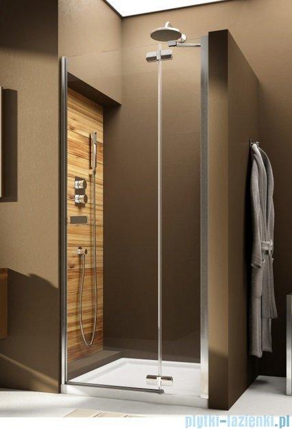 Aquaform Verra Line drzwi uchylne do wnęki prawe 90cm przejrzyste 103-09405
