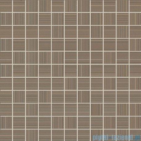 Tubądzin Helium caffe mozaika ścienna 29,8x29,8