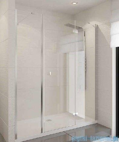 New Trendy Modena Plus drzwi prysznicowe 115cm prawe szkło przejrzyste EXK-1029/EXK-1030P