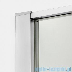 New Trendy Perfecta kabina prostokątna 90x80cm przejrzyste EXK-1168/EXK-1188