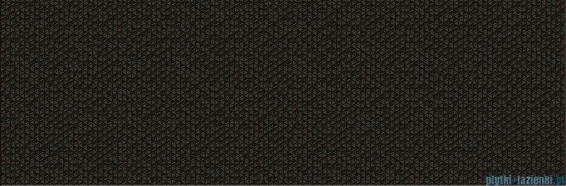 Ceramika Color Java Xero Black Dekor Scienny 25x75 Plytki Lazienki