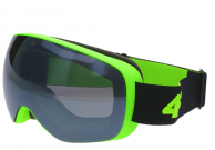 4F GGM060 Gogle narciarskie męskie ANTI-FOG UV400