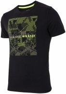 Koszulka męska sportowa t-shirt 4F TSM009 r. XL