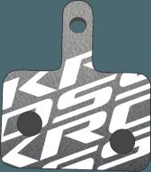 KROSS BP-DM-2 KLOCKI HAMULCOWE deore m515/525/575/415/465/475/495