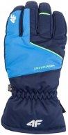 MĘSKIE Rękawice narciarskie 4F REM001 r. S 7 - 7.5