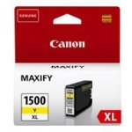 Tusz Canon PGI-1500XLY [12ml] yellow