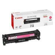 Toner Canon CRG718M do LBP-7200/7210/7660/7680 | 2 900 str. | magenta