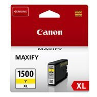 Tusz Canon PGI-1500XLY do MB-2050/2350 | 12ml | yellow