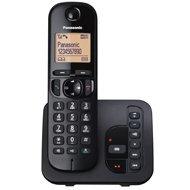 Telefon bezprzewodowy Panasonic KX-TGC220PDB | black