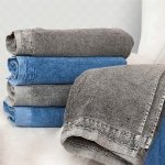 Ręcznik DENIM - niebieski
