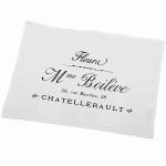 Serweta / podkładka French Home - Madame - biała