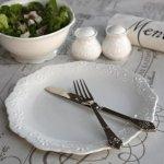 PROVENCE CHIC - talerz obiadowy 27 cm
