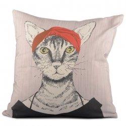 Poduszka dekoracyjna ANIMALS - Kotka
