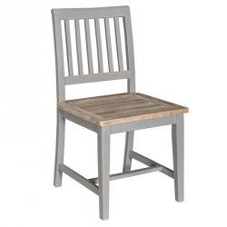 Krzesło Belldeco - Bristol Grey - szare