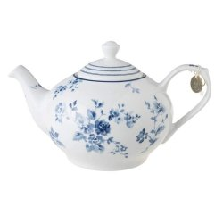 Laura Ashley BLUEPRINT - dzbanek do herbaty - CHINA ROSE