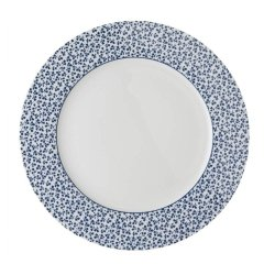 Laura Ashley BLUEPRINT - talerz śniadaniowy 21 cm - FLORIS