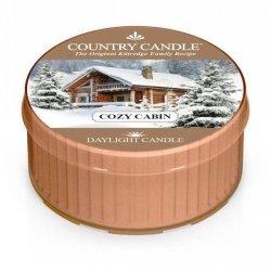 COZY CABIN - świeczka zapachowa COUNTRY CANDLE