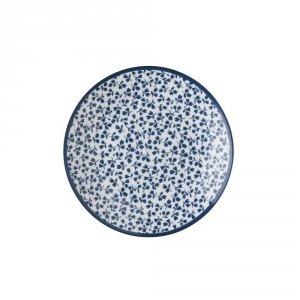 Laura Ashley BLUEPRINT - talerzyk 12 cm - FLORIS