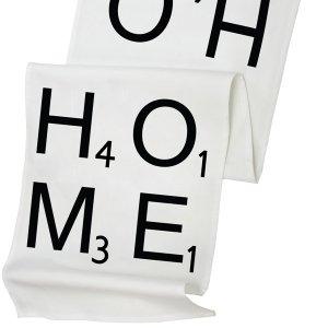 Bieżnik French Home - HOME L - biały