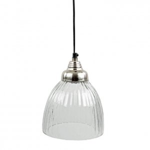 Lampa sufitowa - Striped Glass II