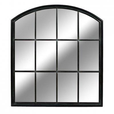 Lustro okno Belldeco Nero - 101 cm