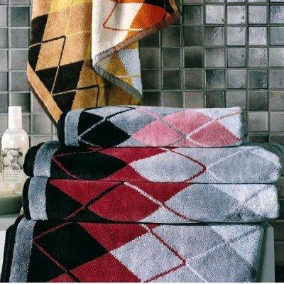 Ręcznik Tac - Burlington - szary