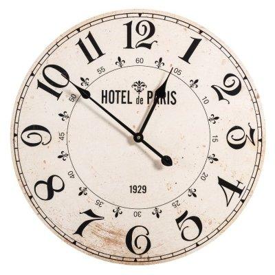 Zegar Belldeco - Hotel Paris - 60 cm