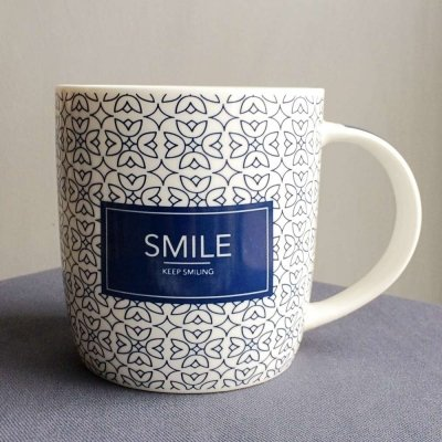 Kubek Emotions - SMILE - 350 ml