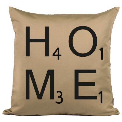 Poduszka French Home - Home - beżowa