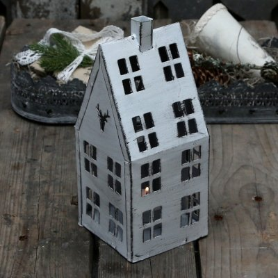 Świecznik Chic Antique - Domek 1