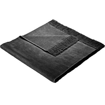 Narzuta na fotele i kanapy - MOCA DESIGN - antracytowa