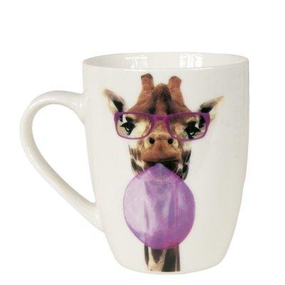 Kubek Funny Animals - Pani Żyrafa