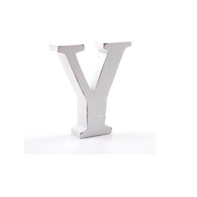 Litera dekoracyjna mała - Y - biała