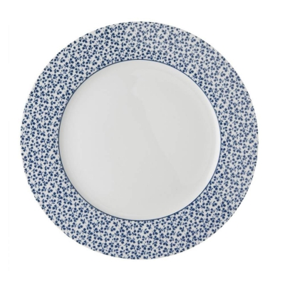Laura Ashley BLUEPRINT - talerz śniadaniowy 20 cm - FLORIS