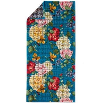 Ręcznik Möve - ROSES - niebieski