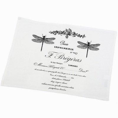 Serweta / podkładka French Home - French - biała