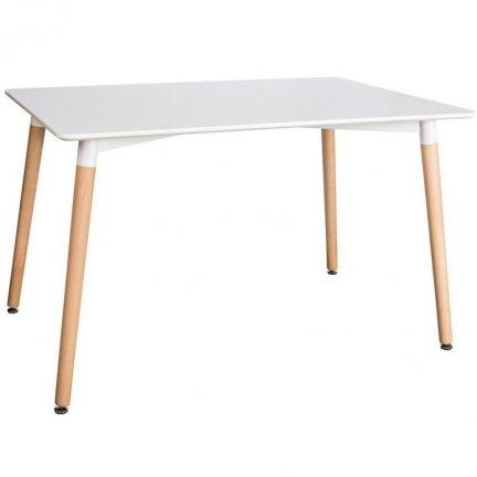 Stół Belldeco SPRING - prostokątny 120x80 cm
