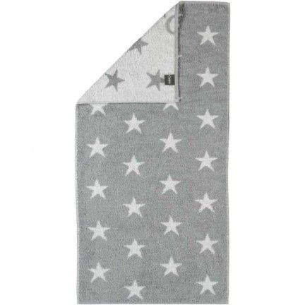 Ręcznik Cawo Stars Small - szary