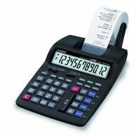 Kalkulator Casio, HR 150 TEC, czarna, Przenośny kalkulator drukujący, dwunasto pozycyjny