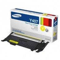 Samsung oryginalny toner CLT-Y4072S, yellow, 1000s, Samsung CLP-320, 325, CLX-3185