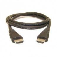 Audio/video kabel High Speed, HDMI-HDMI, M/M3m, No Name