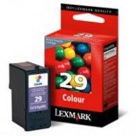 Lexmark oryginalny ink 18C1429E, #29, color, return, Lexmark Z845, P350, Z1300, Z1320