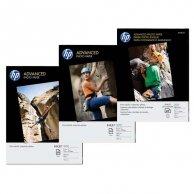 HP Advanced Glossy Photo Pa, foto papier, połysk, zaawansowany, biały, 10x15cm, 4x6, 250 g/m2, 100 szt., Q8692A, atrament,bez mar