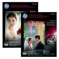 HP Premium Plus Glossy Pho, foto papier, połysk, biały, A3, 300 g/m2, 20 szt., CR675A, atrament